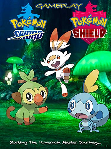 Clip: Pokémon Sword and Shield Gameplay - Starting The Pokemon Master...