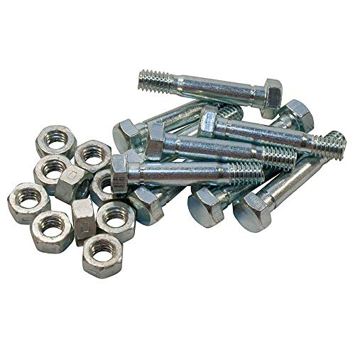 Best Review Of Stens 780-047 Shear Pin Shop Pack, Gray