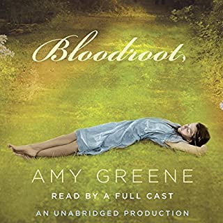 Bloodroot audiobook cover art