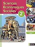 Sciences économiques et sociales 2de