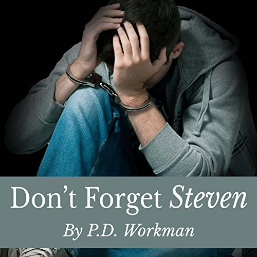 Don't Forget Steven audiobook cover art