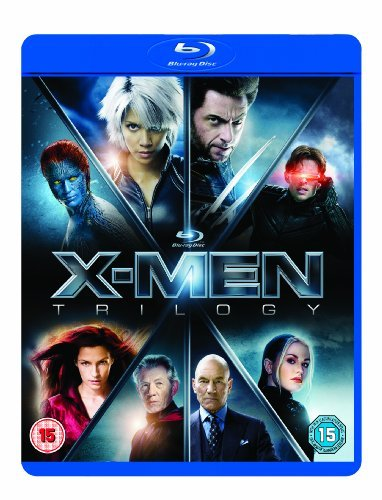 X-Men Trilogy - The Last Stand [Edizione: Regno Unito] [Reino Unido] [Blu-ray]