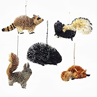 Best animal themed christmas ornaments Reviews