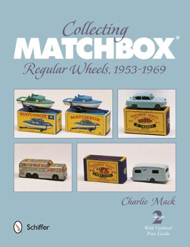 Collectfing Matchbox Regular Wheels 1953-1969