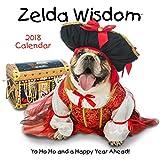 Zelda Wisdom 2018 Calendar