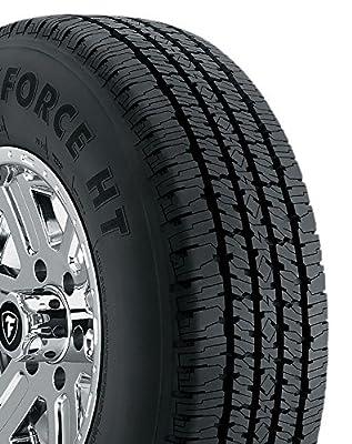 Firestone Transforce HT Highway Terrain Commercial Light Truck Tire 9.50R16.5LT 121 R E