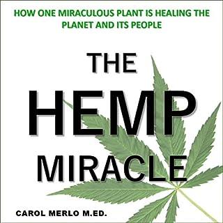 The Hemp Miracle audiobook cover art