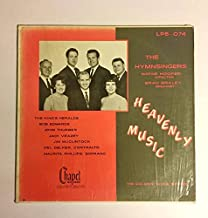 Rare 1960-63 The Hymnsingers Heavenly Music The Kings Heralds Wayne Hooper Brad Braley : Chapel Records LP5-074 : Comes with a CD Transfer