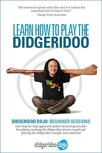 ONLINE ACCESS PASS (requires broadband internet) - This Product Contains 1 x Didgeridoo Dojo Beginner Sessions Lifetime Access Pass, Learn How To Play The Didgeridoo Anywhere With An Internet Connection, It's Like Your Own Private Didgeridoo Teacher ...