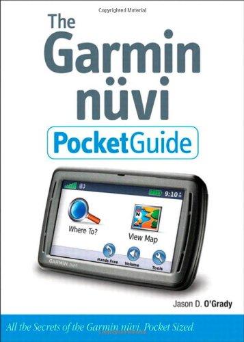 Garmin NUVI Pocket Guide