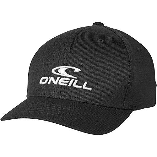 O'NEILL BM Flexifit Corp Gorra, Hombre, Negro out, S/M