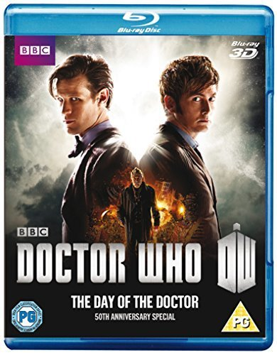 Doctor Who - The Day of the Doctor: 50th Anniversary Special [Blu-ray]
