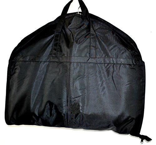 Premium Kleidersack, Kleiderhülle für den Anzug, Kleiderschutzhülle mit Tragegriffen