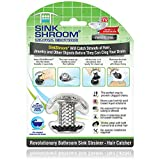 SinkShroom Ultra Revolutionary Bathroom Sink Drain Protector, Stainless Steel Standalone