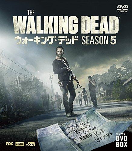 ウォーキング・デッド コンパクト DVD-BOX シーズン5