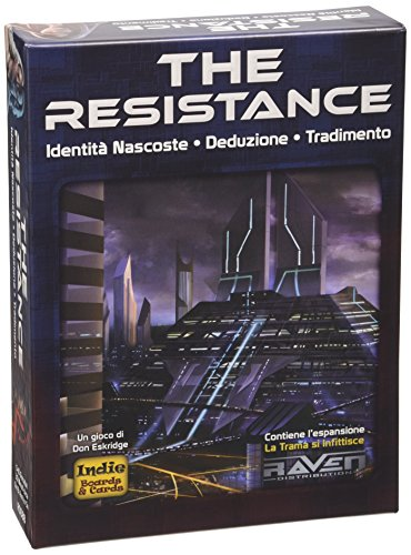 Indie Boards & Cards - The Resistance - Seconda Edizione Italiana