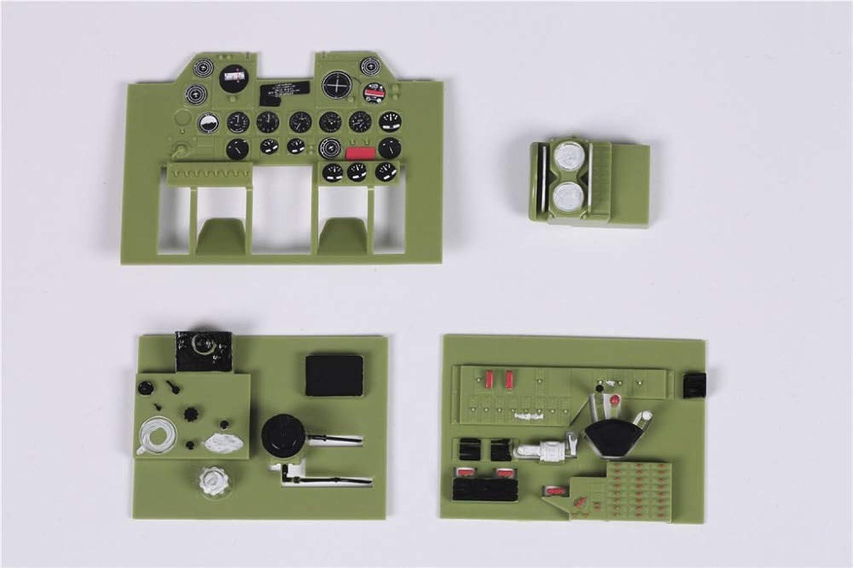 Generic FMS RC Airplane Parts 1500mm 1.5m P47 P47 Razorback Plastic Scale Cockpit FMSPT107 Model Plane Spare Parts