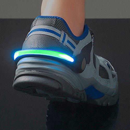 qtimber Clip LED de Seguridad para Zapatillas GoFit #manufacturer # 18 x 3.7 x 9 cm max 1000 characters