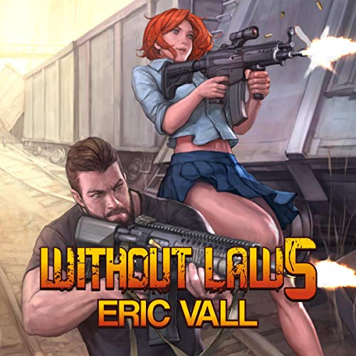 Without Law 5 cover art