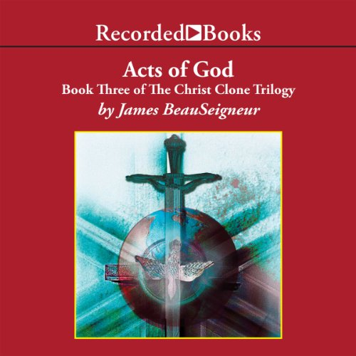 Acts of God audiobook cover art