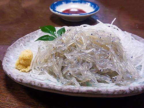 駿河湾産 生しらす 150g 4パック セット 静岡県産 シラス