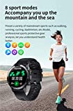 Zoom IMG-1 smartwatch uomo donna phipuds orologio