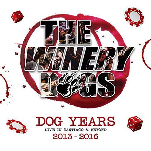 Dog Years Live In Santiago & Beyond 2013-2016 (Black Friday)