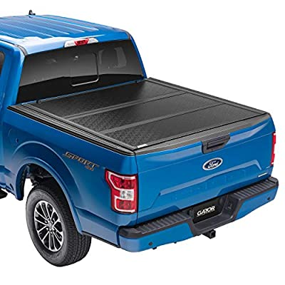 """Gator EFX Hard Tri-Fold Truck Bed Tonneau Cover 
