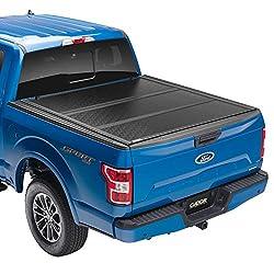 top 10 gator tonneau covers GatorEFX Rigid Tri-Fold Truck Cover   GC24019   2015-2020 Ford F-150 5'5 ″ Bed Fit  …