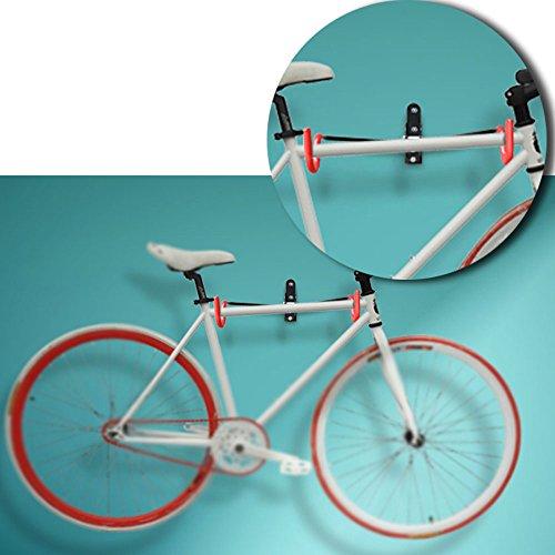 outil de vélo Mountain Écran réglable Crochet Support mural pour vélo