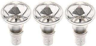 3 Pcs 30W R39 Reflective Spotlight Lava Lamp Bulb Ceiling Light Bulb SES E14