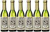 Garlic Expressions Classic Vinaigrette Salad Dressing & Marinade, Pack of 6