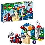 LEGO Duplo Super Heroes Man & Hulk Adventures, Juguete de construcción de Aventuras de Superhéroes, ...