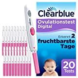 Clearblue Kinderwunsch Ovulationstest Digital - Fr