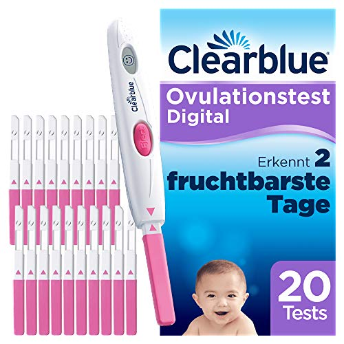 Clearblue Kinderwunsch Ovulationstest Digital