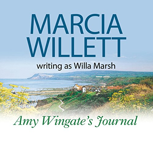 Amy Wingate's Journal audiobook cover art