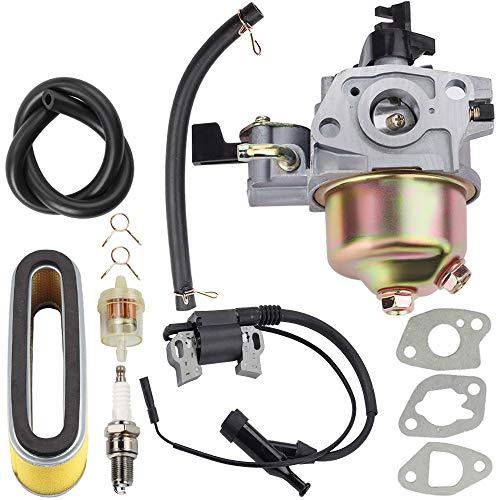Venseri 16100-ZE6-W01 Carburetor for Honda HR194 HR195 HR214 HRA214 HR215 HR216 HRA216 HRC216 Lawn Mower GXV120 GXV140 GXV160 Motor Engine Carb