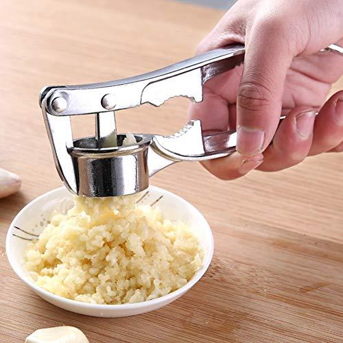 yinyinpu Knoblauch Pressen Knoblauch Küche Utensilien Knoblauch Rocker Edelstahl Knoblauch Presse Knoblauch Knoblauch Schäler