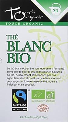 Touch Organic Thé Blanc Bio 24 Sachets 48 G parent