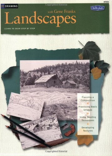Drawing Landscapes With Gene Franks (How to Draw and Paint/Art Instruction Program)