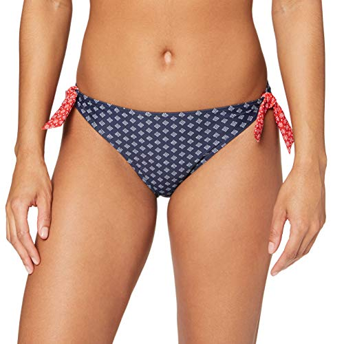 ESPRIT Bodywear Orlando Beach Mini Slip Bikini, Blu (Navy), 42 Donna