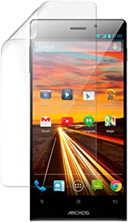Celicious Vivid Plus Mild Anti-Glare Screen Protector Film Compatible with Archos 50c Oxygen [Pack of 2]