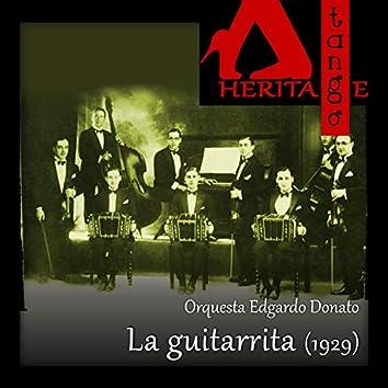 La guitarrita, Edgardo Donato (1929)