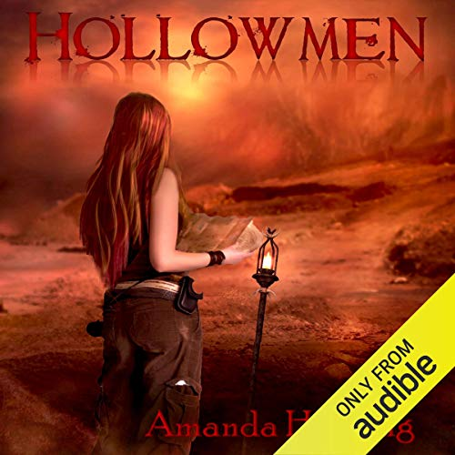 Hollowmen  audiobook cover art