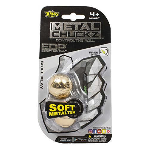 Zing Metal Chuckz - Gold with Led L…