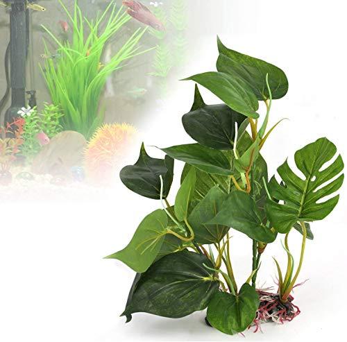 Txyk Plante d'aquarium Artificielle de 24cm d'aspect...