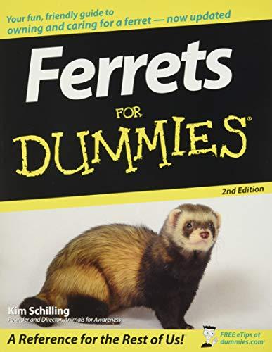 Ferrets For Dummies 2e (For Dummies Series)