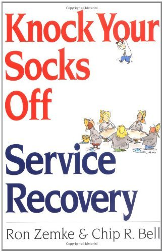Knock Your Socks Off Service Recovery (English Edition)