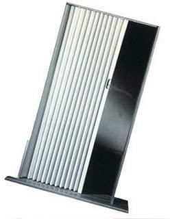 Irvine 3675FIB Ivory Pleated Folding Door