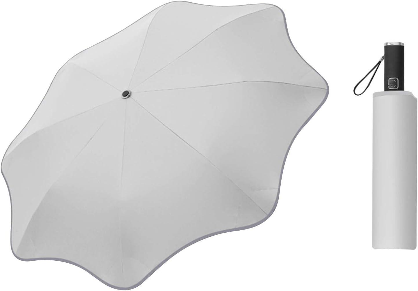 Creative 8 Max 89% OFF Max 53% OFF Ribs Automatic Umbrella Folding Anti-UV Umbrel Travel